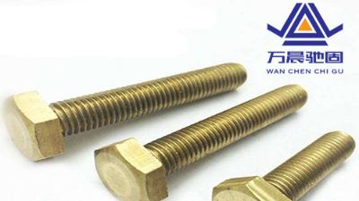 地脚螺栓厂家介绍螺栓抗拉强度的解析