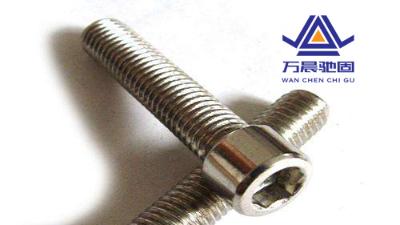 不锈钢螺栓的选材原则和特征