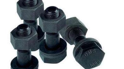 高强螺栓和普通螺栓怎么区分啊