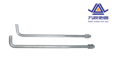 地脚螺栓的安装工艺和U型螺栓的区别