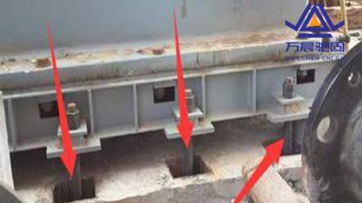 钢结构地脚螺栓的工艺原理和地脚螺栓的搅拌过程