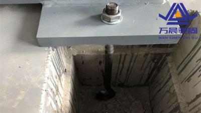 介绍钢结构地脚螺栓发生锁死原因