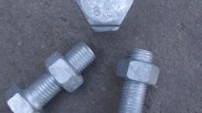 热镀锌螺栓为什么会生白锈呢