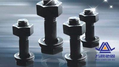 钢结构地脚螺栓详细信息