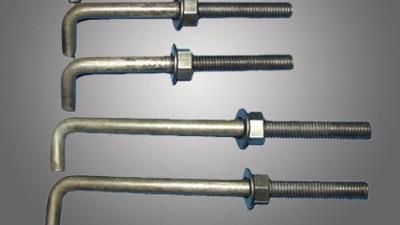 地脚螺栓的埋置与固定办法