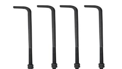 地脚螺栓厂家介绍地脚螺栓怎样装置的