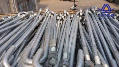 地脚螺栓设计规则及螺栓抗拉强度计算