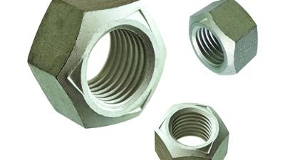 碳钢和合金钢螺母的介绍和适用范围