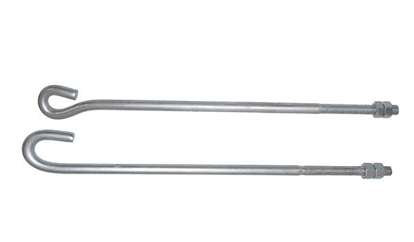胀锚地脚螺丝与的普通地脚螺丝的区别