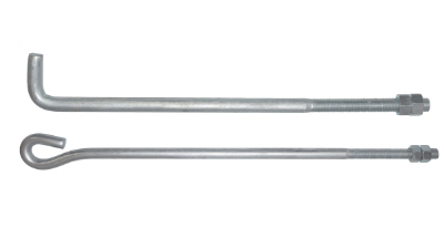 万晨为您介绍双头地脚螺丝和地脚螺丝的标准