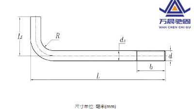 地脚螺栓厂家创建介绍L型地脚螺栓