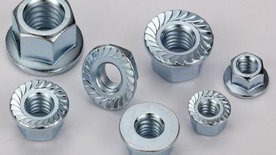 配合螺栓使用碳钢和合金钢螺母的产品尺寸与螺纹