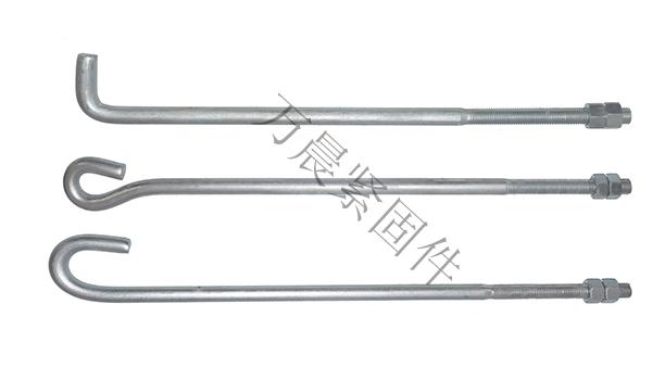 l型地脚螺栓9字地脚螺栓j型地脚螺栓