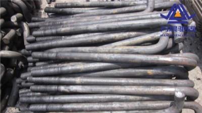 预埋螺栓套板的加工、埋置与应用
