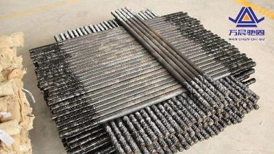 地脚锚栓的控制原理及安装精度