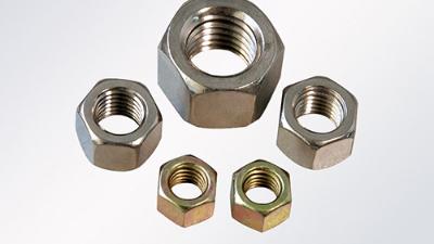 米制系列碳钢合金钢螺母的适用范围