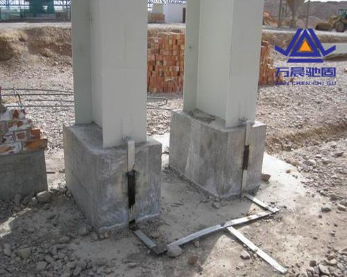 【万晨紧固件】-钢结构-厂房-地脚螺栓-质量