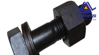 高强螺栓的介绍和安装前后的检验要求