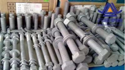 钢结构地脚螺栓介绍