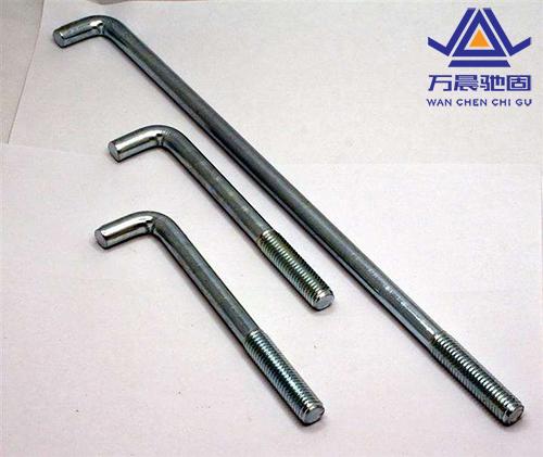 不锈钢L型地脚螺栓