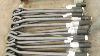 地脚螺栓标高的操作方法