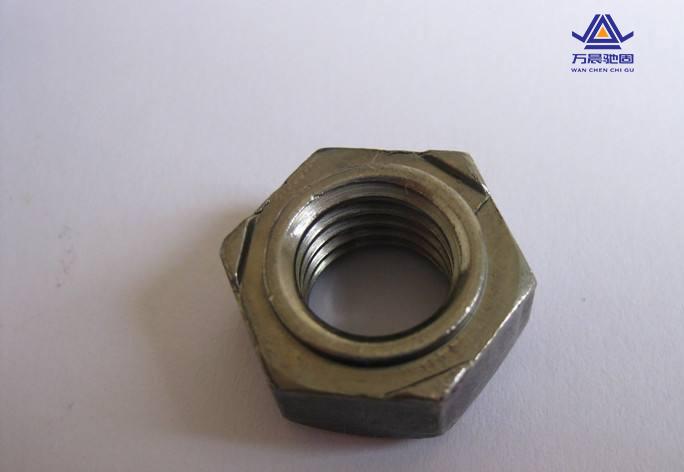 焊接螺母需要注意事项1