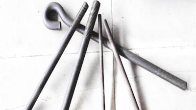 地脚螺栓表面镀锌处理及常用规格型号