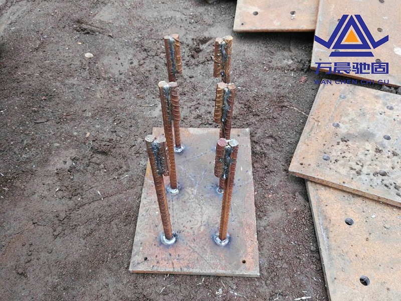 地脚螺栓如何固定,固定是否安全?