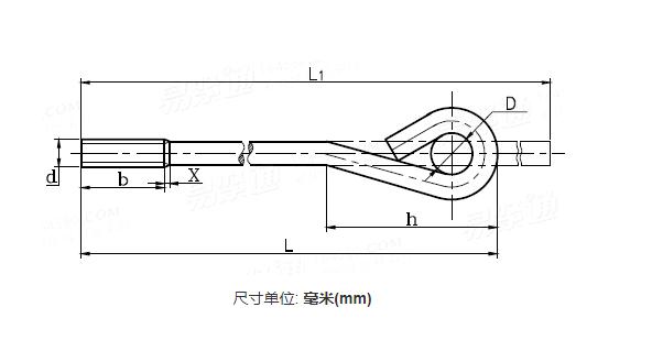 m24地脚螺栓