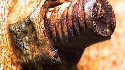 热镀锌螺栓在什么情况下会生锈