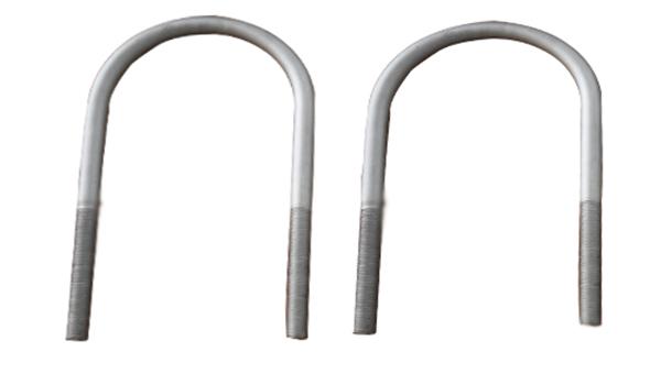地脚螺栓-U型-电镀锌