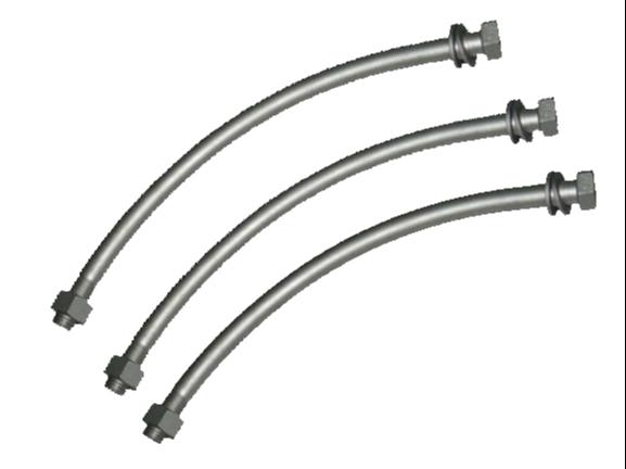 4.6级地铁管片螺栓厂家