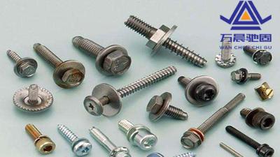 地脚螺栓厂家介绍螺钉的分类