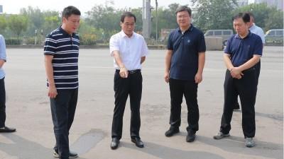 领导筹备邯郸紧固件及设备展览会