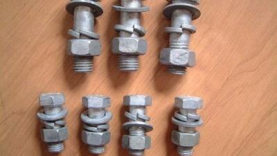 河北地脚螺栓厂家介绍地脚螺栓表面镀锌处理