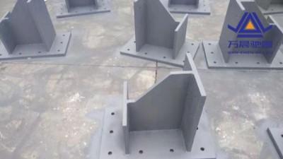 地脚螺栓施工前定位钢板需求