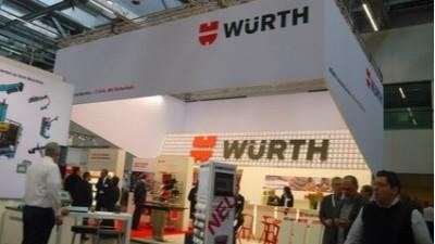 """德国""""紧固件大王""""伍尔特集团称直至川普离任为止 不在美做任何投资"""