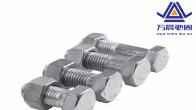热镀锌螺栓施工时需要注意以下几个方面