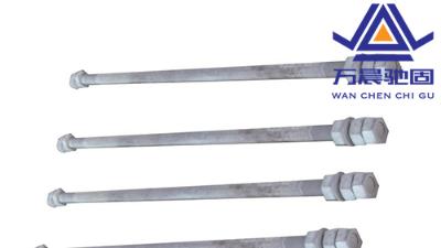 地脚螺栓安装程序以及分类用途