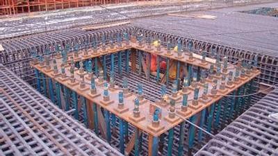 永年地脚螺栓厂家讲述地脚螺栓预埋方法