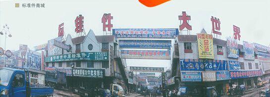 中国紧固件之都—永年