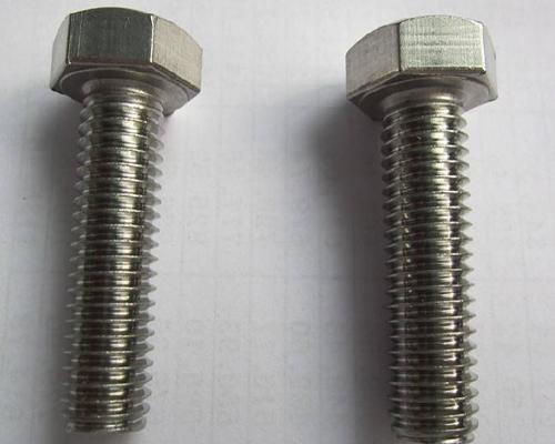 【万晨驰固】-外六角螺栓-防松方法