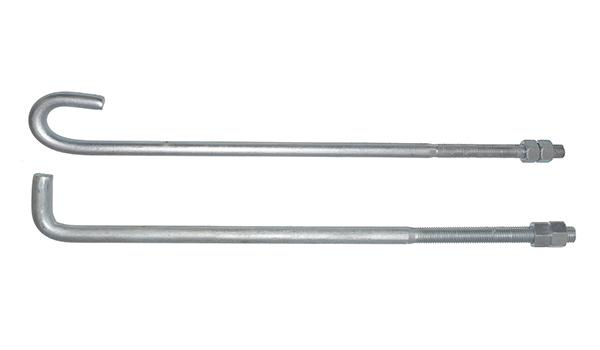 l型地脚螺栓j型地脚螺栓