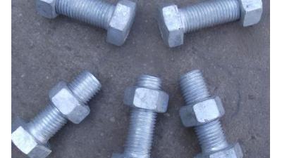 4.8级热镀锌螺栓的类型和功能介绍