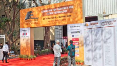 印度紧固件市场有多大?印度孟买紧固件展告诉你