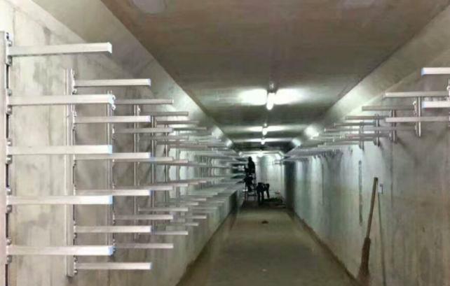 管廊哈芬槽