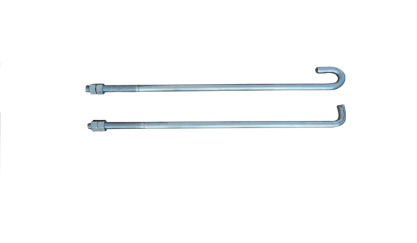 弯钩型地脚螺栓-七字型地脚螺栓