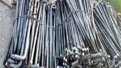 万晨厂家地脚螺丝材质及安装和高强度双头螺丝使用