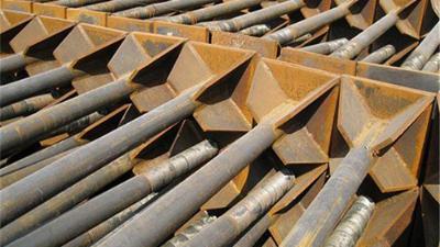 万晨厂家介绍设备基础检验的预埋活动地脚螺丝锚板