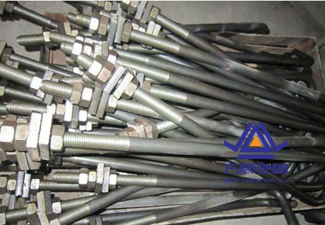 地脚螺栓安装及损坏后处理方法1